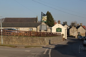 Farmyard Inn Parking